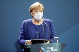 Kanzlerin angela merkel und die ministerpräsidenten planen die verlängerung des lockdowns. Merkel Live Wann Halt Die Kanzlerin Die Pressekonferenz Zum Corona Gipfel Berliner Morgenpost