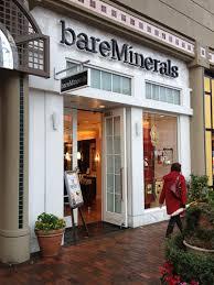 bare escentuals store. bare escentuals rebrands as bareminerals in walnut creek store