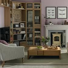 Interior Corner Storage Units Living Room Charming Intended Interior