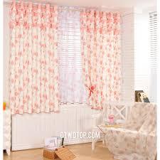 Peach Bedroom Curtains Peach Curtains Drapes