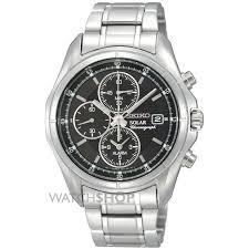 men s seiko alarm chronograph solar powered watch ssc005p1 mens seiko alarm chronograph solar powered watch ssc005p1