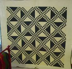 Blue And White Lady Of The Lake Quilt - SOLD   Cindy Rennels ... & full view of Lady of the Lake quilt Adamdwight.com