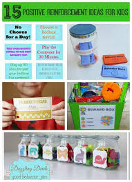 Reward Chart Ideas For Kindergarten 15 Positive Reinforcement Ideas For Kids