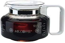 Coffee mrctb replacement parts to choose from. Amazon Com Mr Coffee Td10 2 Replacement Decanter Coffee Machine Replacement Parts Kitchen Dining