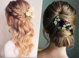 Cheveux 5 Idées De Coiffures Pour Demoiselle Dhonneur