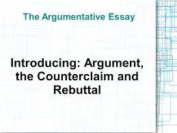 the argumentative essay ppt video online  the argumentative essay