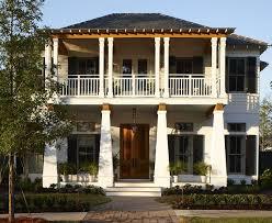 Plantation House Plans   Southern Living House PlansSl exteriorfront