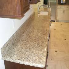 china new venetian gold granite stone kitchen countertop with ceramic sink and faucet