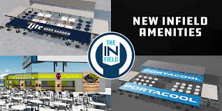 New Infield Amenities To Elevate Fan Experience At Ism