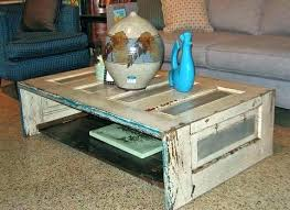 furniture made from doors. Furniture From Old Doors Door Coffee Table Benches Made . E
