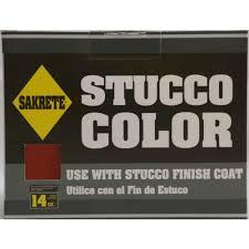 Sakrete 14 Oz Universal Khaki Stucco Color Pack