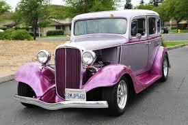 Custom All Steel 1933 Chevy Master Deluxe Sedan - Chevrolet ...