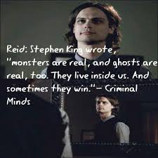 Criminal Minds Quotes Extraordinary Criminal Minds Has Some Of The Best Eyeopeners Too And That's Why
