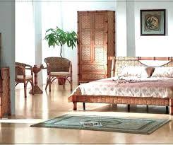 White Cane Bedroom Furniture White Wicker Bedroom Furniture Rattan ...