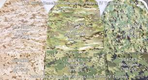 Military Camo Patterns Fascinating US Army Phase IV Baseline Patterns Will The Army Have To Settle