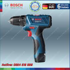 Máy khoan vặn vít dùng PIN Bosch GSR 120 LI – Điện Máy Tâm An