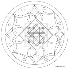 Small Picture Free Printable Mandala Coloring Pages Each image prints on one