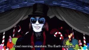 Good Morning Starshine Willy Wonka Quote