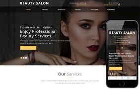 Hair Saloon Websites Beauty Salon A Beauty Category Bootstrap Responsive Web Template