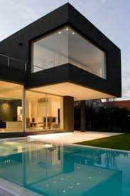 Beauty Swimming Pool - Modern Minimalist Houses for the New Bride