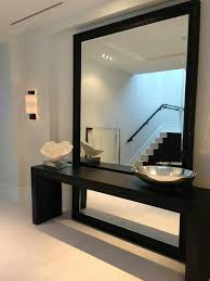 Modern mirrors for living room Hallway Wonderful We Could Do An Interpretation Of This Look Amazing Modern Mirror For Your Home Pinterest 27 Gorgeous Entryway Entry Table Ideas Designed With Every Style