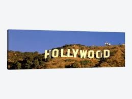 The key to getting your personalized style right is to. Hollywood Sign Los Angeles Ca Canvas Wall Art Icanvas