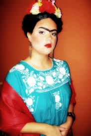 frida kahlo costume creations diy