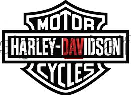 harley davidson removable wall car auto decor vinyl decal signs