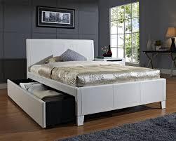 Full Upholstered Bed Frame Standard Furniture Fantasia Twin Upholstered Youth Trundle Bed