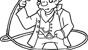 Cowboy Coloring Pages To Print Free Cowboy Coloring Pages Elegant