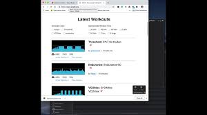 how to create a custom workout in trainerroad in 1 minute