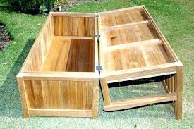 diy storage bench seat large size of decorating garden rage bench seat pool with wooden outdoor