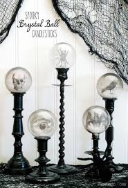 Halloween Crystal Ball Decoration