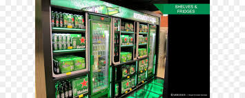 Beer Can Vending Machine Classy Heineken International Beer Vending Machines Display Device