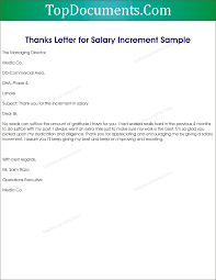 Awesome Salary Increase Proposal Letter List Of Topic For Essay