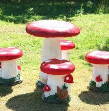 mushroom stool video game theme custom furniture.  Video Mushroom Stool Video Game Theme Custom Furniture Perfect Mushroom  Stool Resin Garden Ornament Ornaments On Video Game Theme Custom Furniture R