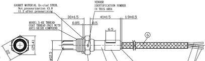 4 wire oxygen sensor wiring diagram wiring diagram bosch 4 wire universal o2 sensor instructions at Gm O2 Sensor Wiring Colors
