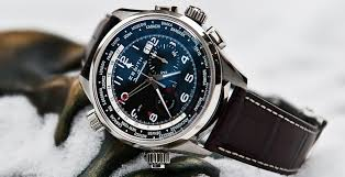 the second watches for men fantastic replica uk zenith pilot zenith replica watches launched the black dial fake zenith pilot doublematic chronograph watches not only equipping the timer function but also can
