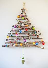 Best 25 Christmas Tree On Wall Ideas On PinterestChristmas Trees That Hang On The Wall