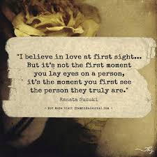 Quotes About Love At First Site