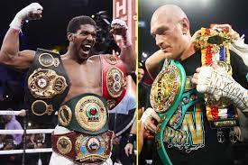 Tyson Fury vs Anthony Joshua LATEST ...