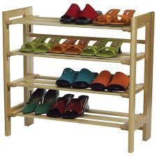 Coat Rack Monster For Sale Delectable 32Tier Shoe Rack Natural Wall Mounted Coat Racks Best Buy Canada