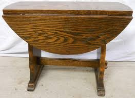 coffee table small round oak dropleaf coffee table round oak coffee table with claw feet
