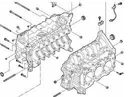 diagram of the oiling system of the new a91 engine page 2 here s the block 2 pieces including the crankcase and cylinders