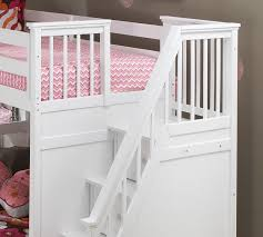 white bunk bed with stairs. Wonderful Bed Decorating Surprising White Loft Bed With Stairs 17 NE7090 6 Jpg 1464077915 White  Loft Bed With Inside Bunk