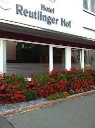 Hotelli Reutlingen Hotel Reutlinger Hof Trivagofi