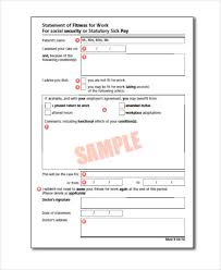 employee notes template 8 doctor note examples samples