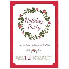 Office Holiday Party Invitation Wording Invite By Shop Funny Staff