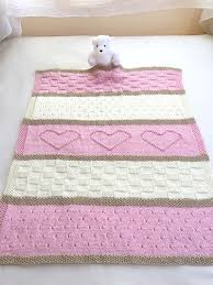Free Knitted Baby Afghan Patterns