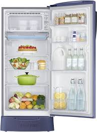Largest Capacity Refrigerator Samsung 182 L 5 Star Direct Cool Single Door Refrigerator
